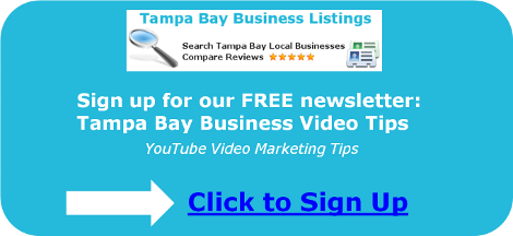 Tampa Bay Business Newsletter Signup