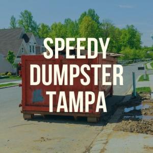 Speedy Dumpster Rental Tampa