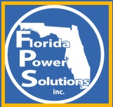 Florida Power Solutions Inc Logo