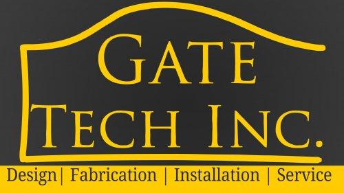 Gate logo 4k