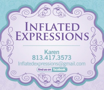 INFLATED-EXPRESSIONS-Business Logo
