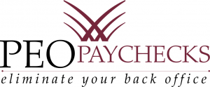 PEO Paychecks Logo