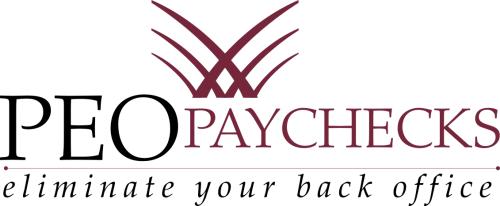 PEO Paychecks Logo