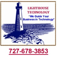 car lighthouse logo