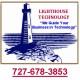 car lighthouse logo
