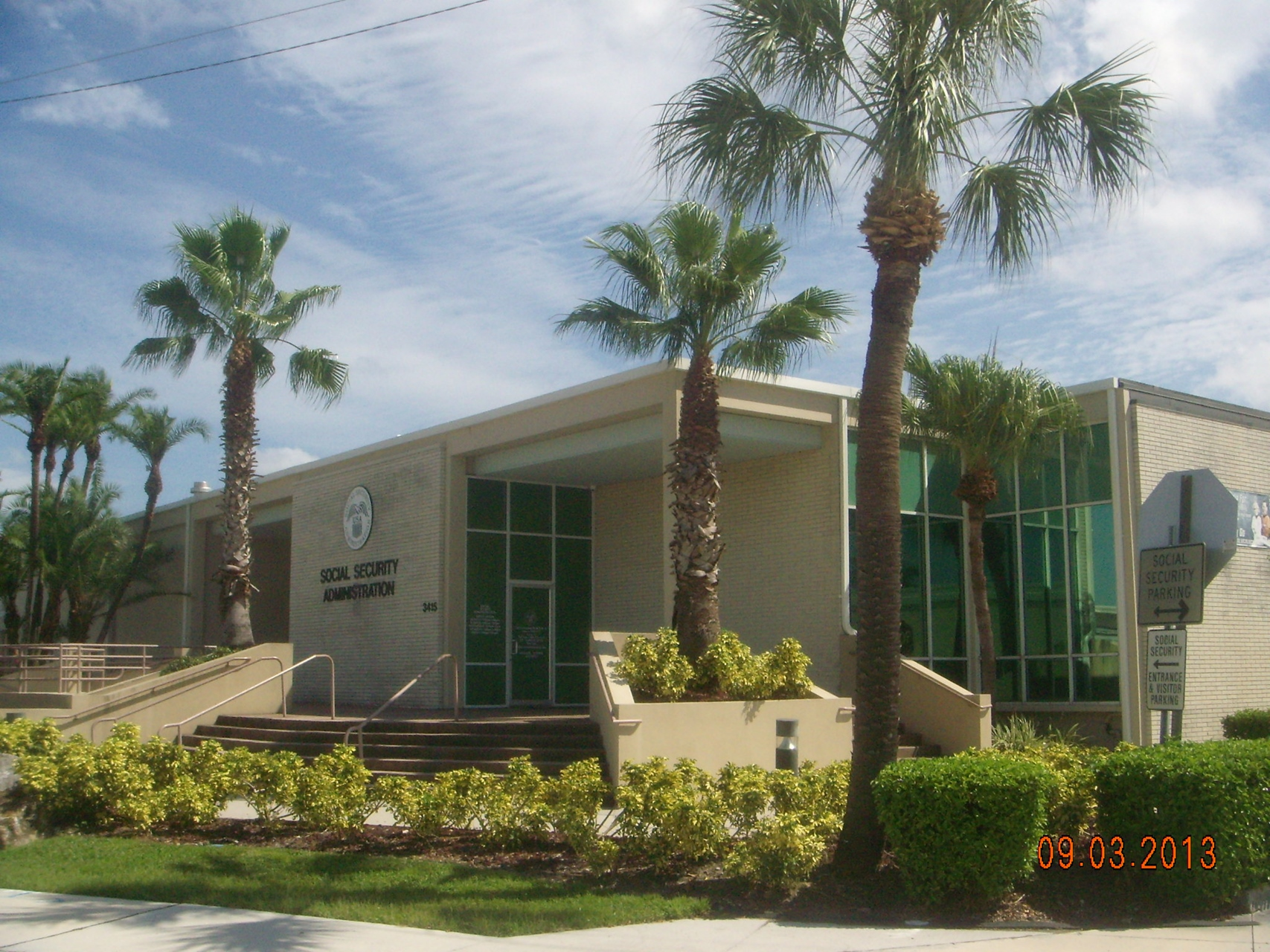 Social Security Office in Tampa